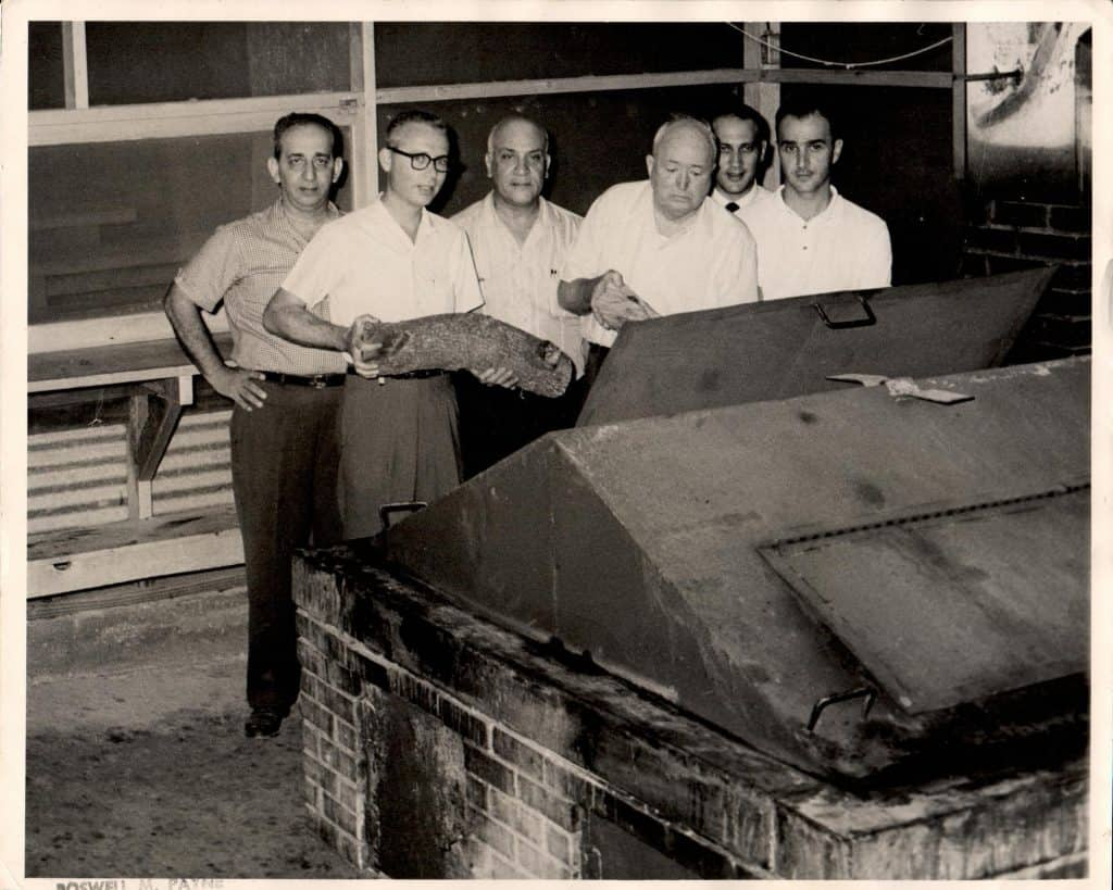 1934 Texas BBQ