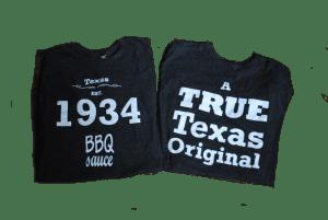 1934 BBQ Sauce T-Shirts